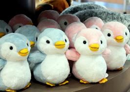 らぶまりペンギン